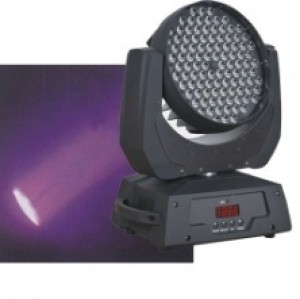 TQ-RS005  LED Moving Head Light   160W (USA LED Technology)