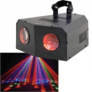 TQ-RS078  LED Double Head Laser Light   13W