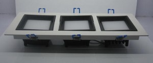 TQ-SP002-21   LED Recessed Panel Down Light 21W