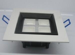TQ-SP003-4   LED Recessed Panel Down Light 4W
