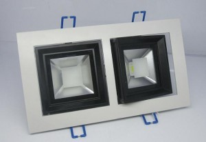 TQ-SC004-14   LED COB Recessed Down Light 14W