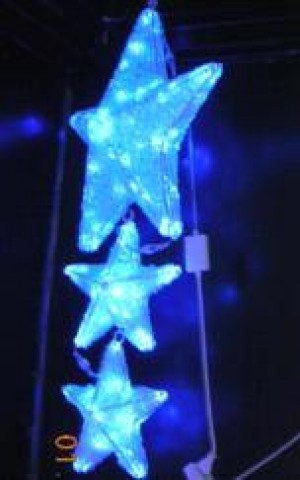 TQ-SC-189B-24V  LED 3D ANIMATION MOTIF LIGHTS