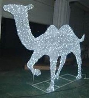 TQ-SC-200-220V  LED 3D SCULPTURE MOTIF LIGHTS