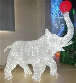 TQ-SC-201-220V  LED 3D SCULPTURE MOTIF LIGHTS