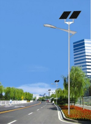 TQ-S100  LED High Power Solar Street Light 100W  (USA Technology)