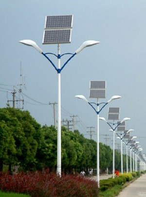 TQ-S120  LED High Power Solar Street Light 120W  (USA Technology)