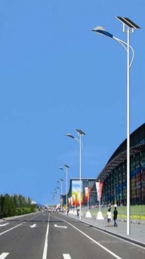 TQ-SL60  LED High Power Solar Street Light 60W  (USA Technology)