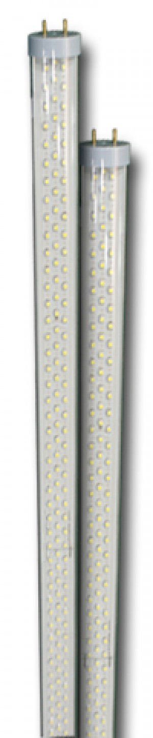 TQ-T8-SP1800-26W  LED T8 Tube Light Clear Lens Pure White 26W (6 Feet)
