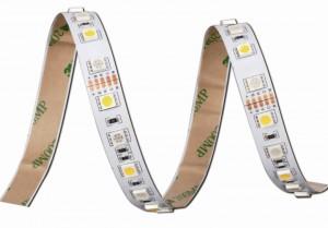 TQ-SMD5050RGBW-CT72LEDS  LED Flexible Strip Light SMD5050 72LEDS/Meter  (RGB+W Color Temperature Adjustable)