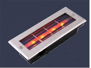 TQ-Solar-100ING  LED Solar Inground Lights