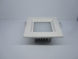 TQ-SP001-7   LED Recessed Panel Down Light 7W