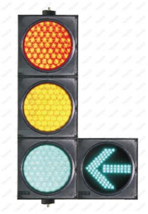 TQ-SJD (1/1W) 300-3-3+FX 300-3-1 LED Driveway Signal Light