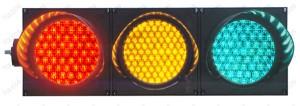 TQ-SJD (1/1W) 300-3-3 LED Traffic Light