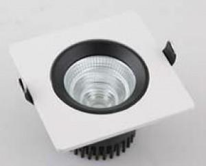 TQ-DLC005-9W  LED Square Downlight 9W (3 Inch)