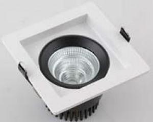 TQ-DLC005D-9W  LED Square Downlight 9W (3 Inch)