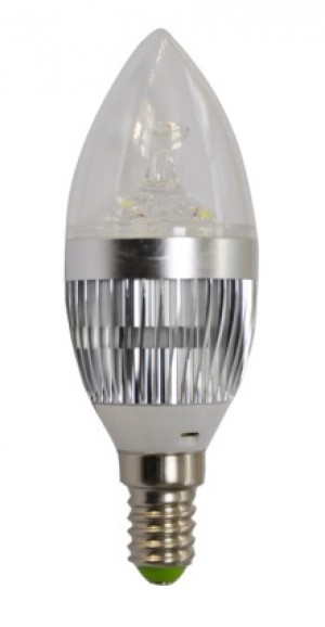 TQ-TBC73-5W  LED High Power Candle Light Bulb 5W
