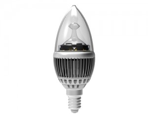 TQ-TBC82-4W  LED High Power Candle Light Bulb 4W
