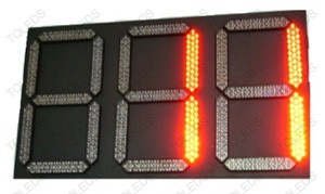TQ-SDJS-C-3 LED Three Digits in Red/Amber/Green Colors Count-Down Timer