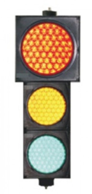 TQ-SJD 300-3-1+JD(1/1W)200-3-2 LED Traffic Light