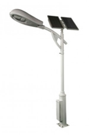 TQ-SRLM40 Mini LED Solar Street Lights 48W