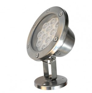 TQ-AUW-F12W01  LED Fountain and Underwater Light 12W  (USA Technology)
