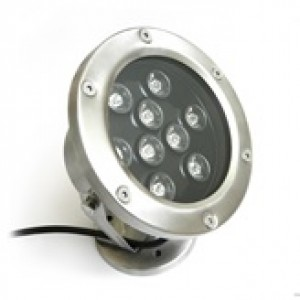 TQ-AUW-F9W  LED Fountain and Underwater Light 9W  (USA Technology)