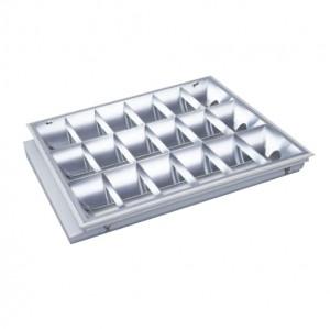 TQ-T8600x600-24W3  LED T8 600x600x3 with Fixture 24W