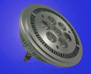 TQ-WAR111-9x1W  LED High Power AR111 Spotlight 9W