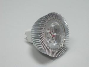 TQ-WMR16-L3x1W  LED High Power MR16 Spotlight 3W