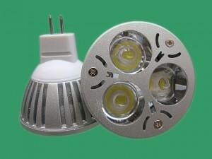 TQ-WMR16-3x1W  LED High Power MR16 Spotlight 3W