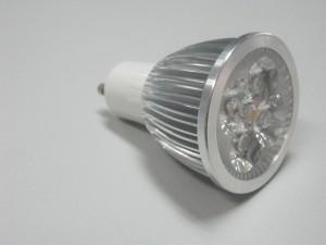 TQ-WGU10-4x1W  LED High Power GU10 Spotlight 4W