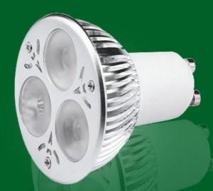 TQ-WMR16-L3x2W  LED High Power MR16 Spotlight 6W