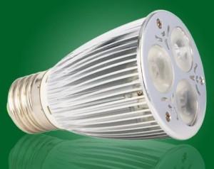 TQ-WMR16-L3x3W  LED High Power MR16 Spotlight 9W