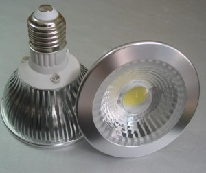 TQ-JPAR38-12W  LED High Power PAR38 COB Spotlight 12W