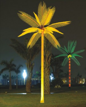 TQ-Y1.50C-Coconut-920W  LED High Power Coconut Tree Light  920W