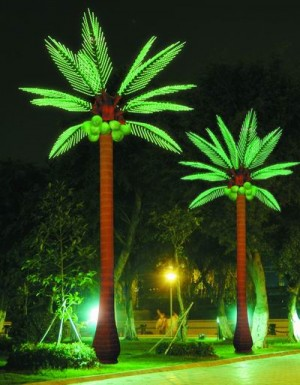 TQ-Y1.50B-Coconut-488W  LED High Power Coconut Tree Light  488W